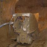 Důlní nakladač PPN-1S - Praktické použití