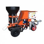 Stroj na stříkání betonu (torkretovací stroj) SSB 05 COM-V