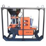 Stroj na stříkání betonu (torkretovací stroj) SSB 05 COM-A M2 Pevný rám pro zavěšení