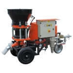 Stroj na stříkání betonu (torkretovací stroj) SSB 05.2 COM-F