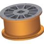 Rotor - lichoběžníkové otvory (12)