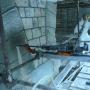 Vrtací lafeta VL-1 - Praktické použití