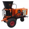 Stroje na stříkání betonu (torkretovací stroje) – řada SSB 02