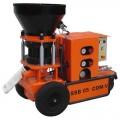 Stroj na stříkání betonu (torkretovací stroj) – řada SSB 05