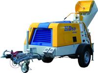 čerpadlo na potěry convey HD-50 BS