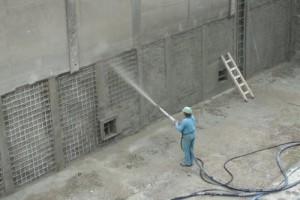 Stříkaný beton